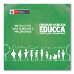 Instructivo para elaborar e implementar el Programa Municipal EDUCCA