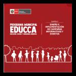 Cartilla 3: Diseño e implementación de campañas informativas y eventos