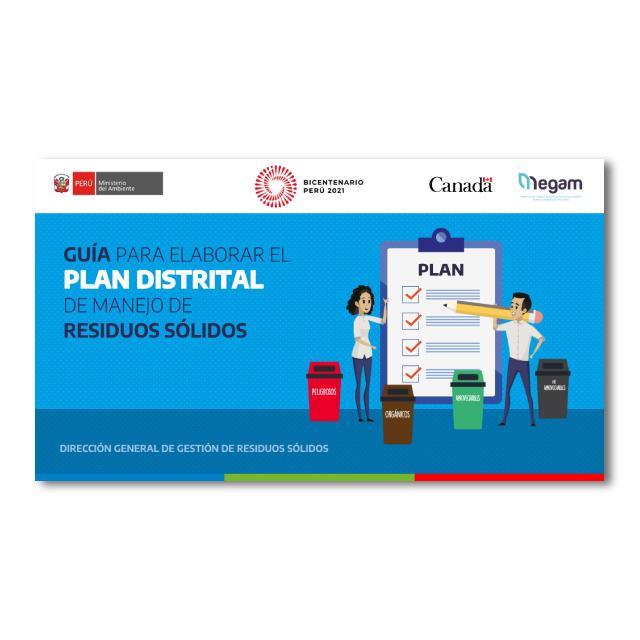 Guía para elaborar el Plan Distrital de Manejo de Residuos Sólidos Municipales. Presentación